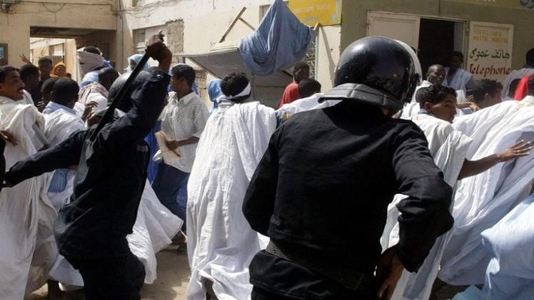 موريتانيا.. صدامات عقب حكم بسجن 3 ناشطين ضد العبودية