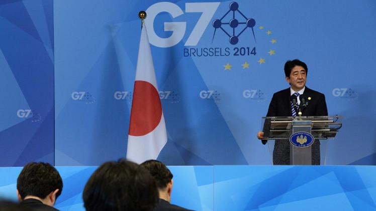 خلافات بين دول G7 حول العقوبات ضد روسيا