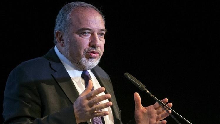 ليبرمان: التقيت قادة عرب بالالتفاف على عباس لجهة