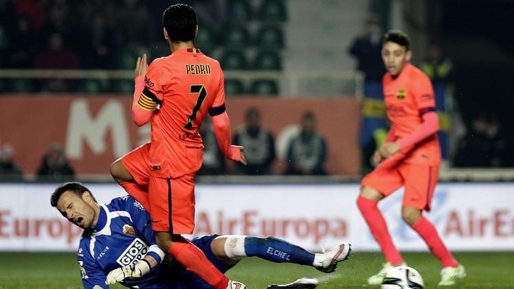 برشلونة يضرب موعدا مع أتلتيكو العنيد في نهائي مبكر لكأس إسبانيا