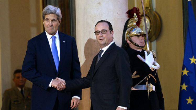 هولاند: الإرهابيون في ليبيا يهددون أمن المنطقة
