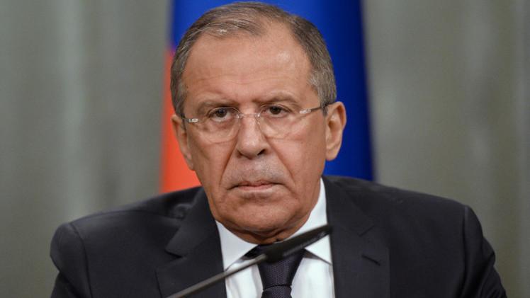لافروف: لم يرفض أي من فصائل المعارضة السورية بشكل نهائي المشاركة في لقاء موسكو