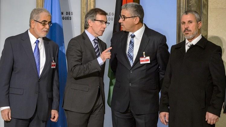 الفرقاء الليبيون في جنيف يتفقون على أرضية لمواصلة الحوار