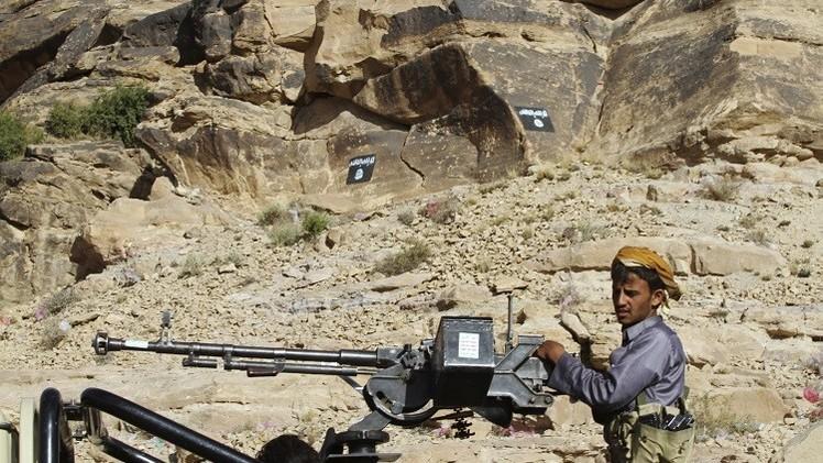 مقتل 7 حوثيين على يد مسلحي