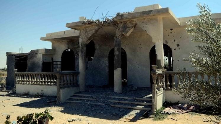 سيناء .. مقتل سيدة مصرية بقذيفة سقطت على منزلها عن طريق الخطأ
