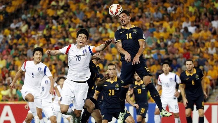 كأس آسيا .. الشمشون الكوري يهزم الكنغر الأسترالي