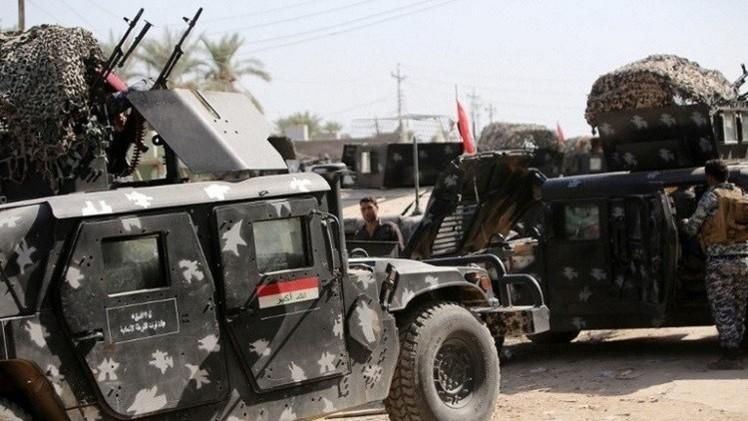 القوات العراقية تعلن مقتل نحو 80 عنصرا من