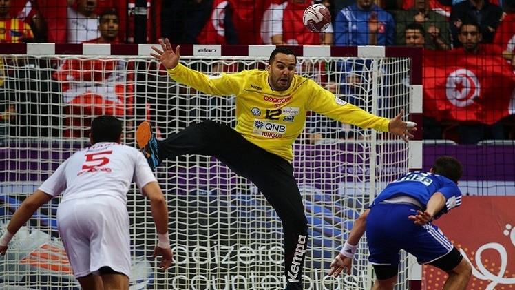 تونس تسقط أمام كرواتيا في مونديال كرة اليد