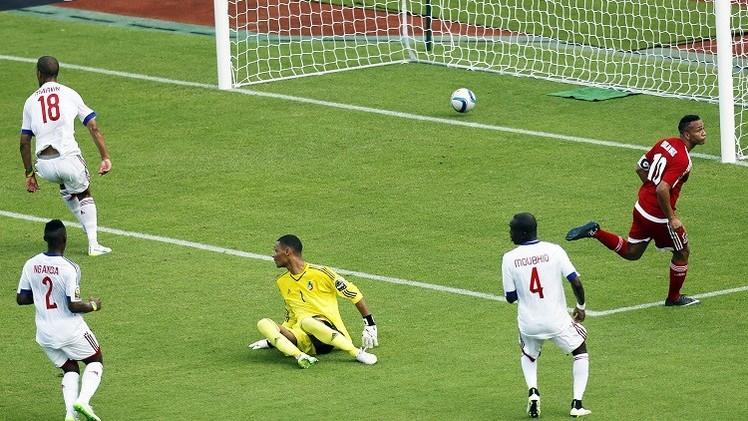 كأس القارة السمراء.. غينيا الاستوائية تتعادل مع الكونغو