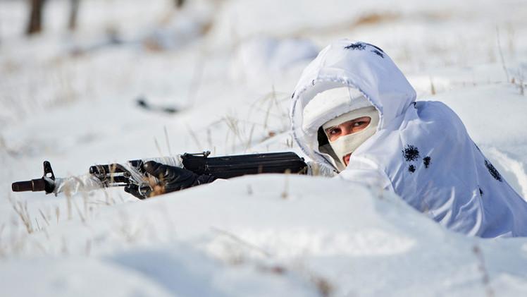 أول لواء قطبي شمالي لقوات المشاة الميكانيكية يشكل في الجيش الروسي