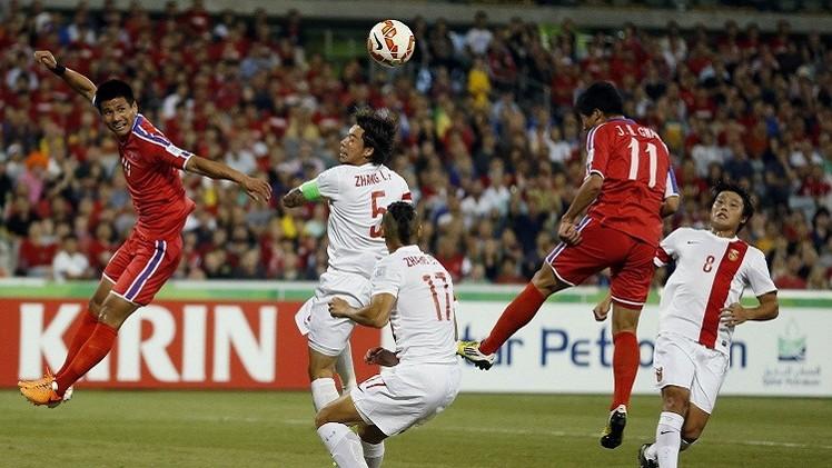 كأس آسيا .. التنين الصيني يضرب موعدا مع الكنغر الأسترالي