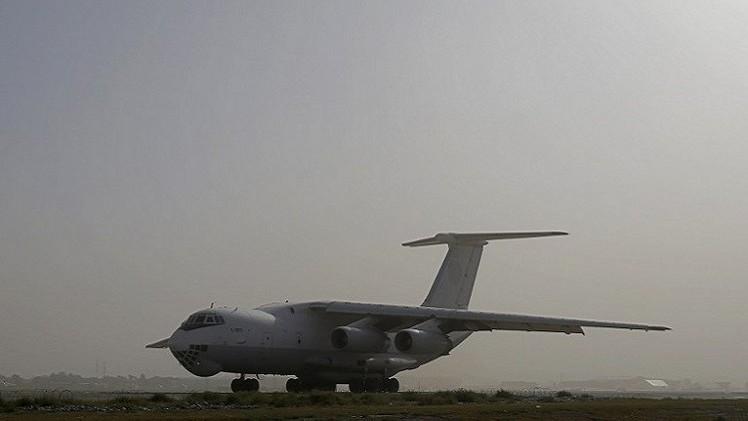 مصدر عسكري: تحطم طائرة نقل قرب مطار أبو الضهور بريف إدلب