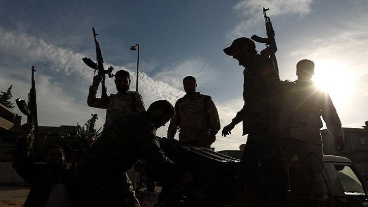الجيش الليبي يعلن وقف إطلاق النار استجابة لتوصيات حوار جنيف