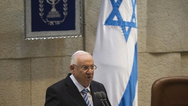 الرئيس الإسرائيلي يدعو عباس للعودة إلى المفاوضات