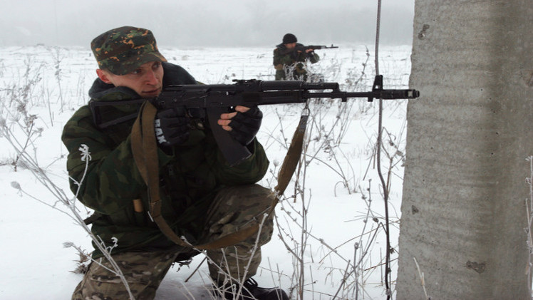 كييف تقترح وقف إطلاق النار شرقي أوكرانيا وفق جدول زمني