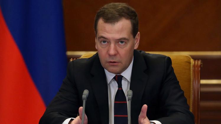 الحكومة الروسية تعد تدابير لمكافحة الأزمة في القطاع الصناعي