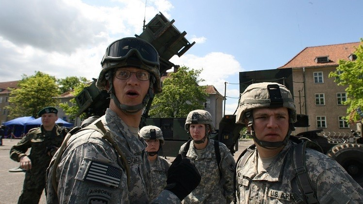 قادة القوات البرية الأمريكية يعتزمون زيارة كييف