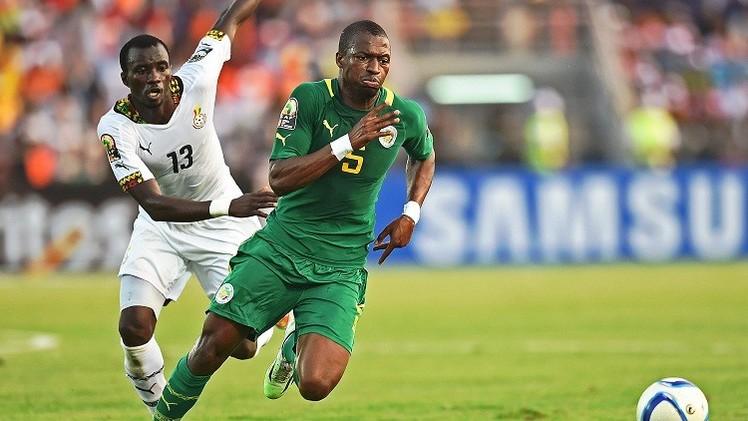 كأس إفريقيا.. السنغال تسقط غانا بهدف قاتل