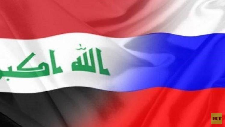 العبادي يدعو موسكو إلى دعم بغداد في محاربة الإرهاب