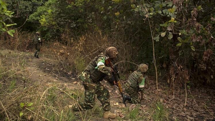 اختطاف موظفة إغاثة فرنسية في إفريقيا الوسطى