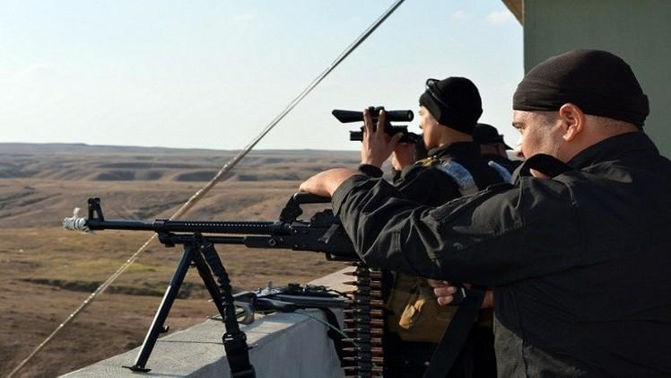 العراق.. قوات التحالف تشتبك مع