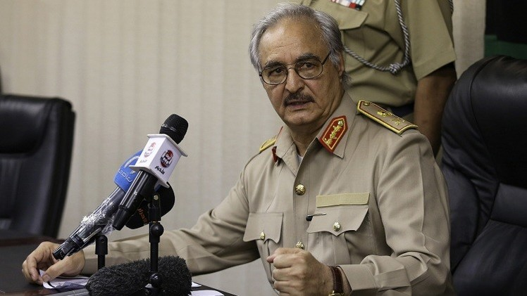 واشنطن توصي رعاياها بمغادرة ليبيا