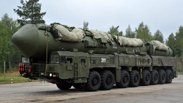 اختبار مفاجئ للقوات الصاروخية الاستراتيجية في شرق روسيا