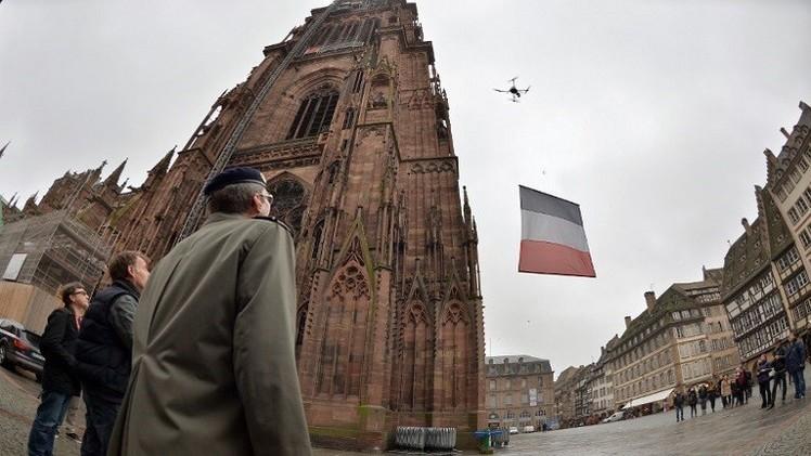 السلطات الفرنسية تفتح تحقيقا بعد تحليق طائرة من دون طيار فوق