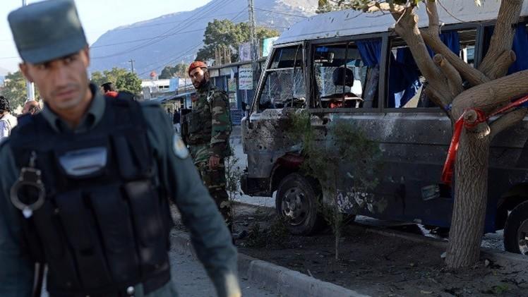 أفغانستان.. مقتل 8 مدنيين بانفجار قنبلة