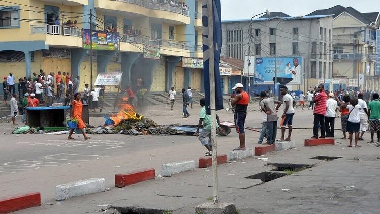 بعد احتدام المواجهات.. الكونغو الديمقراطية تقطع الإنترنت عن العاصمة