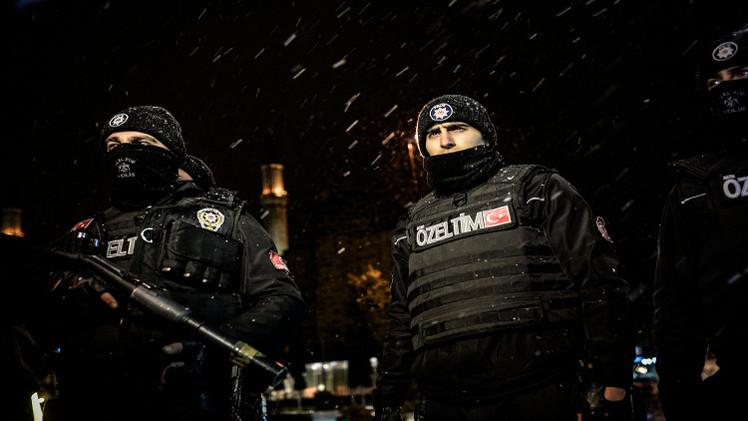 اعتقال 19 مشتبها في التنصت على أردوغان