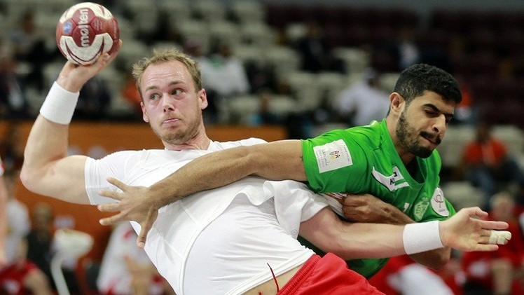مونديال كرة اليد.. خسارة ثالثة للسعودية وثانية لروسيا