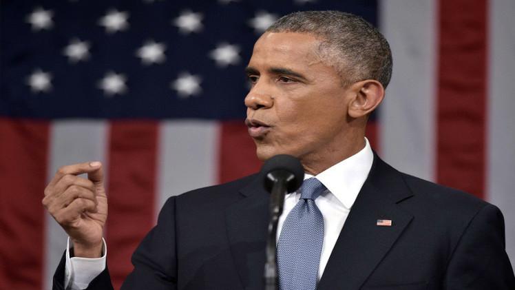 أوباما: الولايات المتحدة مزقت اقتصاد روسيا
