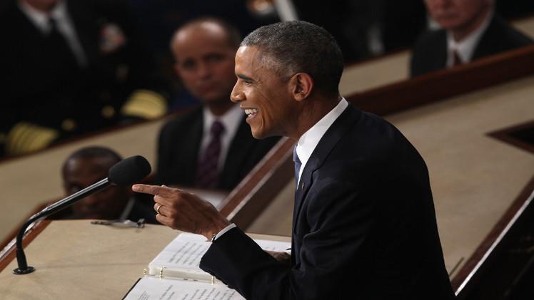 لافروف: خطاب أوباما يظهر أن الولايات المتحدة تسعى للهيمنة