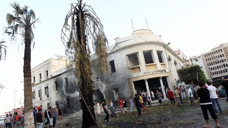 ليبيا.. بحر من الذهب الأسود يبتلع الجميع