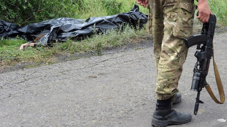 منظمة الأمن والتعاون: مقتل أكثر من 5 آلاف شخص في جنوب شرق أوكرانيا