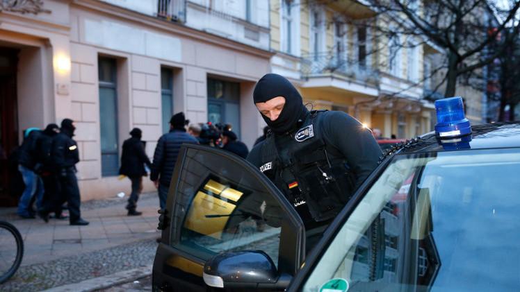 ألمانيا تحبط عملية إرهابية وتعتقل اثنين من