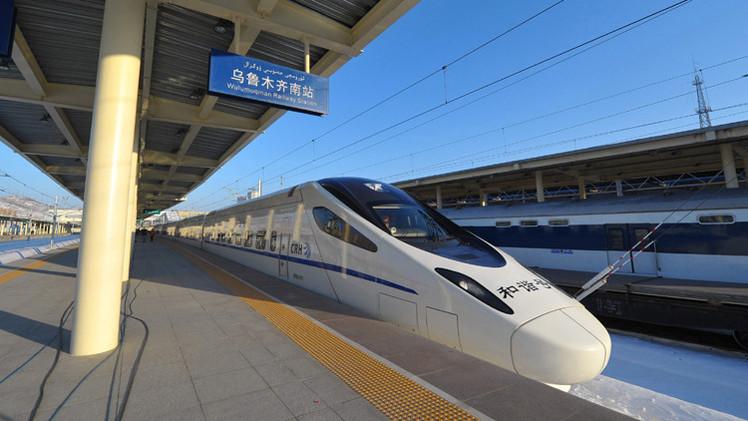مشروع قطار سريع يربط بين موسكو وبكين بكلفة 242 مليار دولار