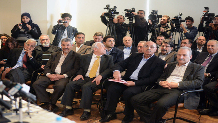 انطلاق اجتماعات المعارضة السورية بالقاهرة لبحث توحيد الصفوف