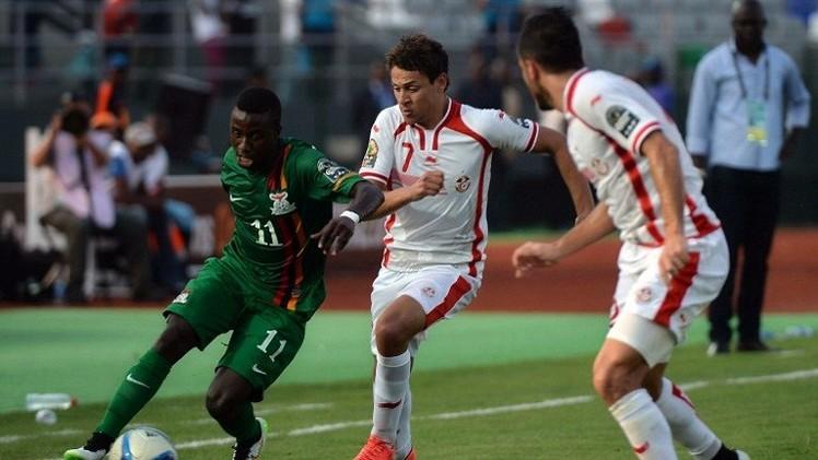 تونس تقطع نصف الطريق نحو ربع نهائي كأس إفريقيا