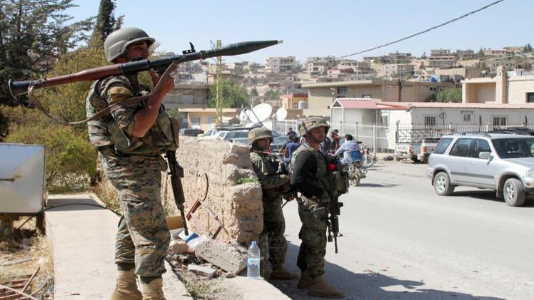 لبنان.. سقوط قتلى في الجيش اللبناني بعد الهجوم المسلح في جرود رأس بعلبك