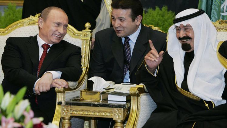 وفاة الملك عبدالله.. بوتين يعزي ومدفيديف إلى الرياض للمشاركة