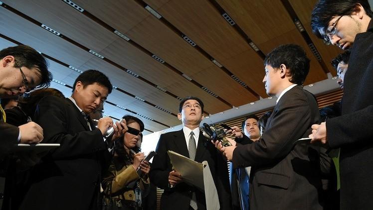 طوكيو لم تجد سندا قانونيا يسمح بتوجيه ضربة عسكرية لتنظيم