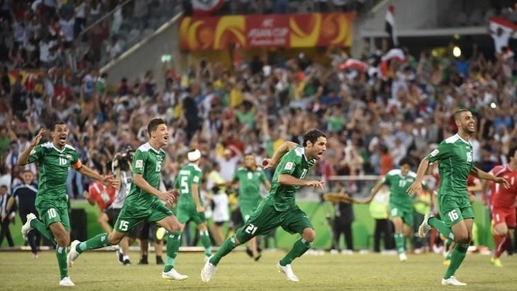 العراق .. إصابة 44 شخصا بعد تأهل المنتخب لنصف نهائي كأس آسيا