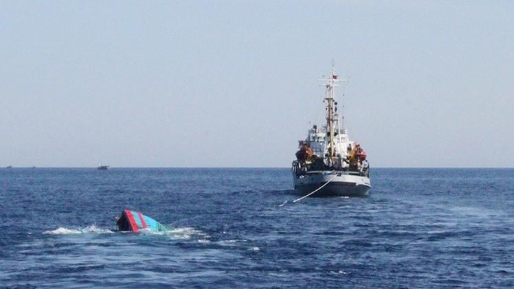 فقدان 10 بحارة صينيين إثر اصطدام سفينتين قرب سواحل كوريا الجنوبية