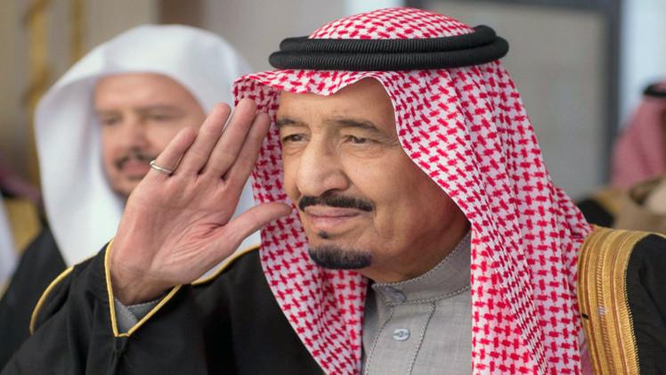 السعوديون يبايعون الملك سلمان