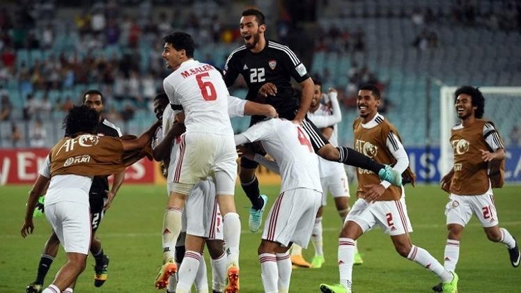 بالفيديو.. الإمارات تلحق بالعراق إلى نصف نهائي كأس آسيا وعموري يسجل على طريقة بيرلو