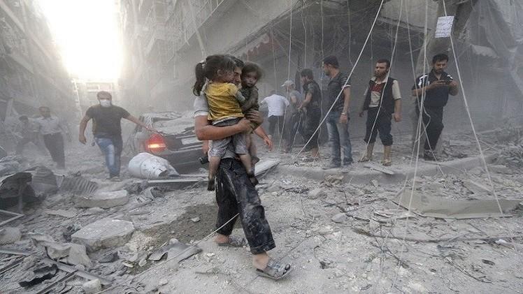 سوريا .. قتلى بقصف على ريف دمشق