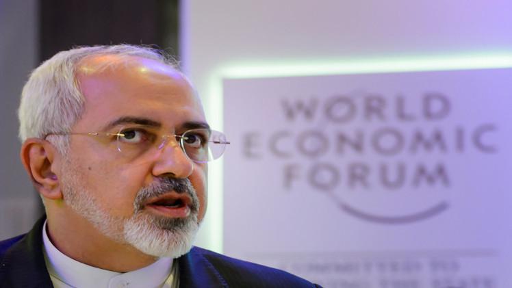 ظريف: فرض واشنطن عقوبات جديدة على طهران يهدد التوصل لاتفاق