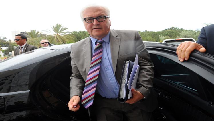 وزير الخارجية الألماني يحذر من تسلل مسلحي ليبيا إلى تونس